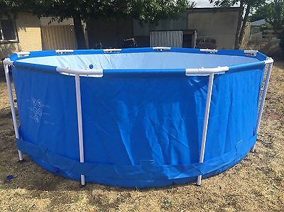 Clark Rubber Above Ground Pool With Filter