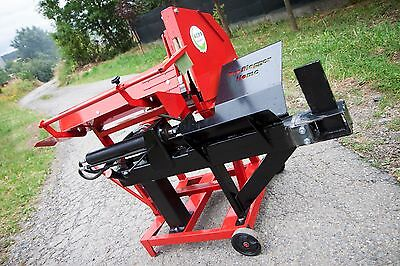 Small firewood processor log splitter circular saw universal machine 230V 3.2kW