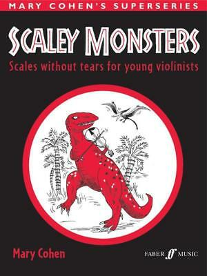 Scaley Monsters Solo Violin