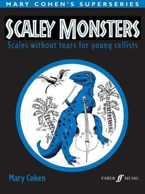 Scaley Monsters Solo Cello