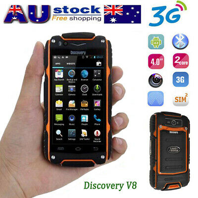 Discovery Unlocked Smartphone Quad Core Rugged Android 6.0 Smartwild Nut1 Phone