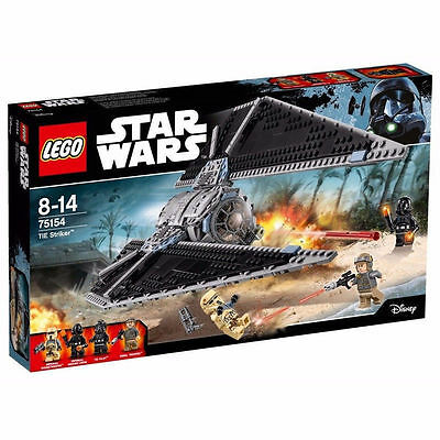 LEGO® Star Wars™ Rogue One TIE Striker™ #75154  Brand NEW SEALED
