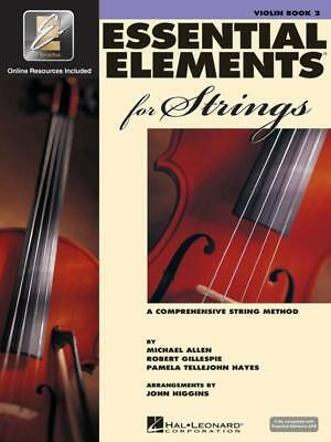 Essential Elements For Stgs Book 2 Violin Eei