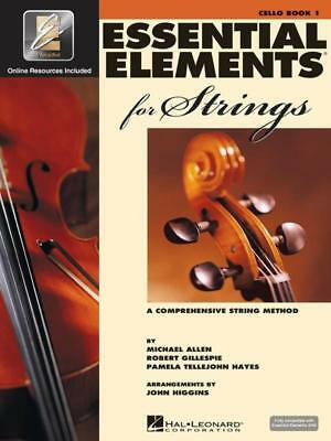 Essential Elements For Stgs Book1 Cello Eei