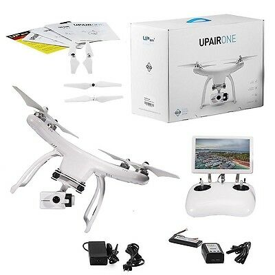 UPair One Drone with 2.7K HD Camera 5.8G FPV Monitor Transmit Live Video 2.4G...