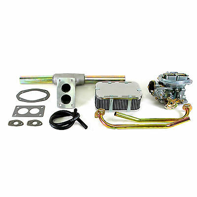 Empi 47-0622 Progressive 32/36mm, 2 Barrel Carburetor Kit For VW Bug & Ghia