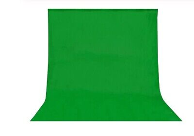 5 Colors Screen Chromakey Backdrop 6x9 Muslin Video Background