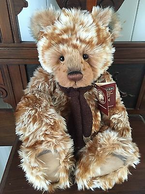 Charlie Bears Hob Nob Paid $140 Private Collection of Collectable Teddy Bears