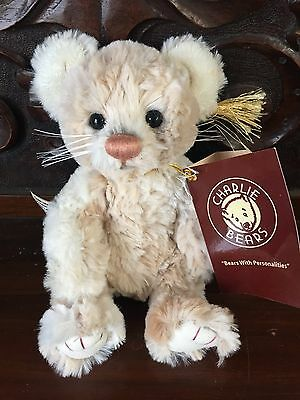 Charlie Bears Doc Wee Little Mouse Private Collection of Collectable Teddy Bears