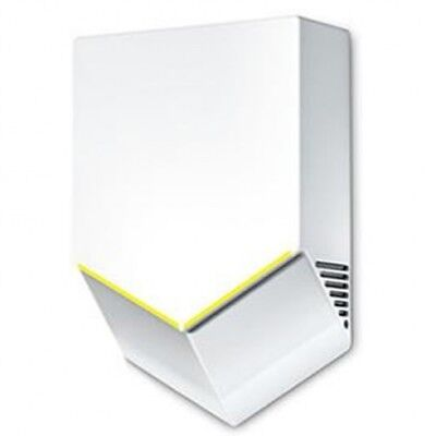 Dyson Airblade V HU02 Hand Dryer from ABS Polycarbonate - White - The New AB12!