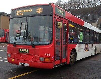 1999 Volvo B10B Wrights Body
