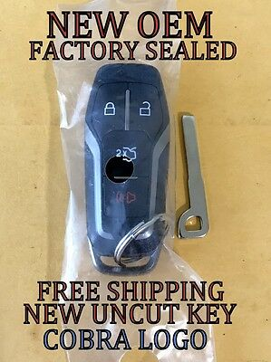 New Oem Ford Mustang Cobra Smart Key Intelligent Proximity Keyless Remote Fob