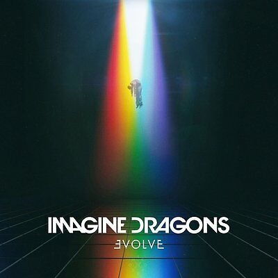 Imagine Dragons Evolve Cd 2017