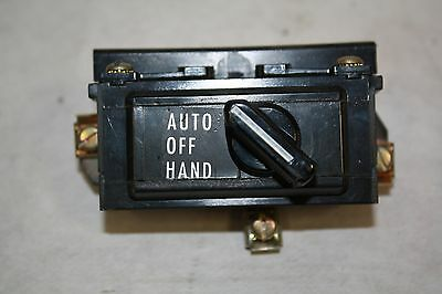 Square D Class 9999 Type Sc-2 Selector Switch