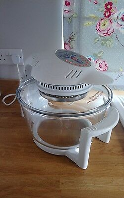 REDUCED Andrew James digital halogen oven