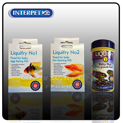 Baby Liquid Food Egg Laying Fish Fry Breeding Infusuria Live Bearer Growth