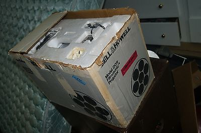 Bell & Howell  DCR Filmosonic  Super8 Sound & Silent Film vintage Projector
