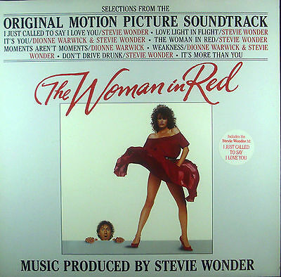 LP the WOMAN EN ROUGE - sélections from the original motion image sountrack, nm