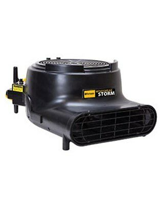 Tornado Windshear Storm Deluxe Carpet Air Mover Blower Dryer w/ Kick Stand, etc.