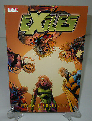 Exiles Ultimate Collection Book 6 Marvel TPB Trade Paperback Brand New Psylock