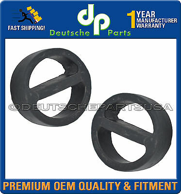 NEW BMW E30 E34 525i Set of 2 Exhaust System Hangers Kolb 18 21 1 712 838