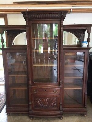 Antique China / Curio Cabinet