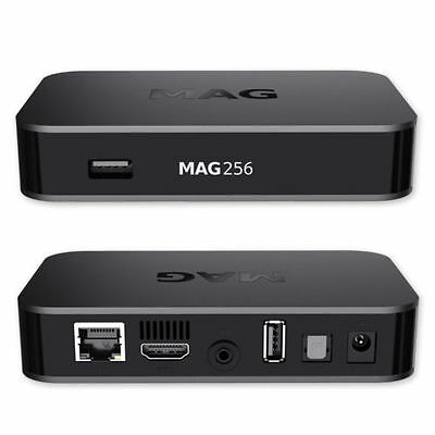 MAG256 BRAND NEW BY INFOMIR (Genuine product) with UK Power supply