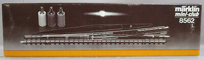 Marklin Z Scale 8562 Electric Left Hand Turnout