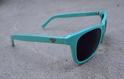 Diamond Supply Co. Skate Farer SG B Teal Womens Mens Beach Shades Sunglasses