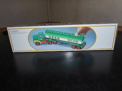 Hess Toy Truck 1984 Bank Case Fresh