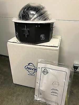 """Pelco DF8A-1 8"""" Indoor Ceiling Dome with Camera Mount.  NIB."""