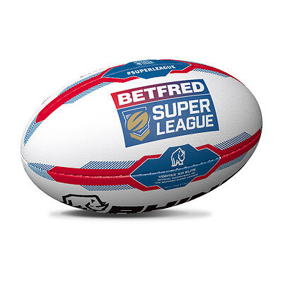 2017 Betfred Super League Replica Rugby Rugby Ball