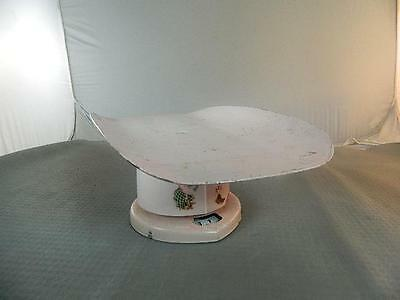 Pink Vintage 1953 Counselor Baby Scale