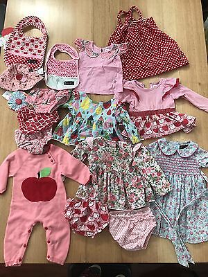 Girls Oobi Size 00, 0 And 1 Bundle