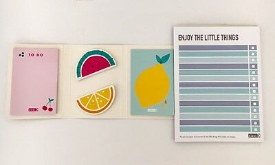 KikkiK Note Pad and Sticky Notes