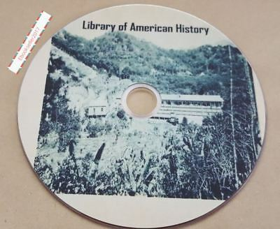 Library of American History ebooks on disc in PDF Kindle & Epub Formats for PC