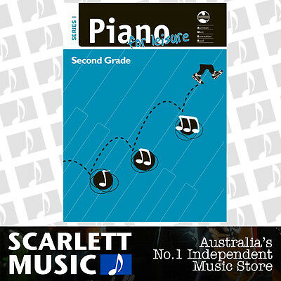 AMEB - Piano for Leisure - Series 1 - Grade 2 ( Two / Second ) *BRAND NEW*