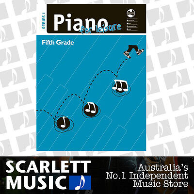 AMEB - Piano for Leisure - Series 1 - Grade 5 ( Five / Fifth ) *BRAND NEW*