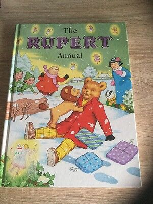 RUPERT ANNUAL No.67 2002 FROM THE DAILY EXPRESS UNCLIPPED