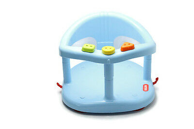 Infant Baby Bath Tub Ring Seat Color Light Blue Keter Brand New NIB Fast Shpping