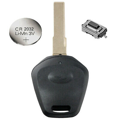 REFURBISH KIT FOR Porsche 911 996 Boxster S 986 1 Button remote key fix kit
