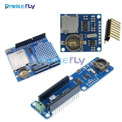 Data Logger Module Logging Data Recorder Shield for Arduino UNO R3 Raspberry Pi