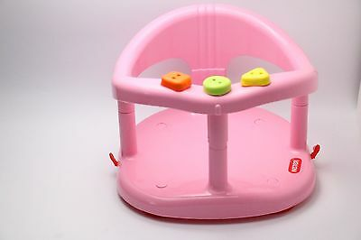 Infant Baby Bath Tub Ring Seat Color Pink Keter Brand New NIB Fast Shpping