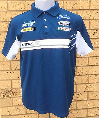 FPR Official Ford Mens Polo Shirt Size M