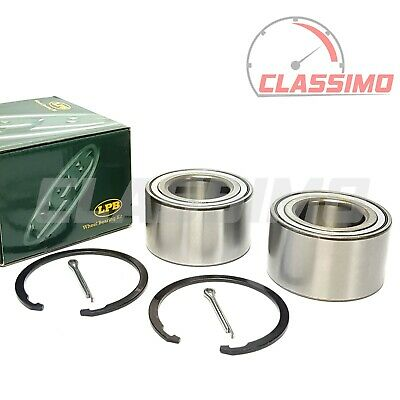 Front Wheel Bearing Kit for FORD FIESTA from 2008 to 2020 MQ