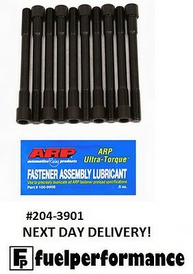 ARP Head Bolts fits: VW Audi 1.8T 20V Turbo M10 10mm (Without tool) #204-3901
