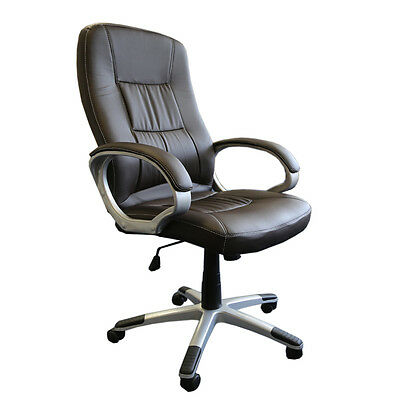 Office Gaming Swivel Desk Chair Luxury Leather Fabric Mesh Computer Comfort SALE