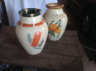 Hand Painted Pot/vase