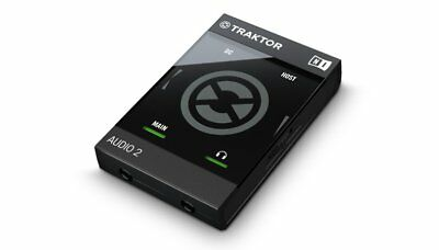 Native Instruments Traktor Audio 2 USB DJ Audio Interface