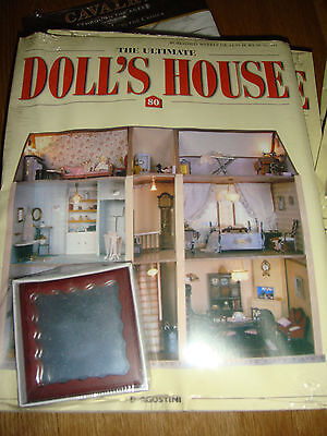 The Ultimate Doll's House Deagostini. Lot. BN